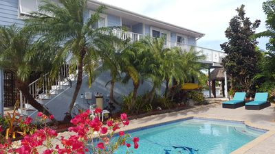 Photo for Welcome To The Best Catch In Key Largo On The Water and Private Pool