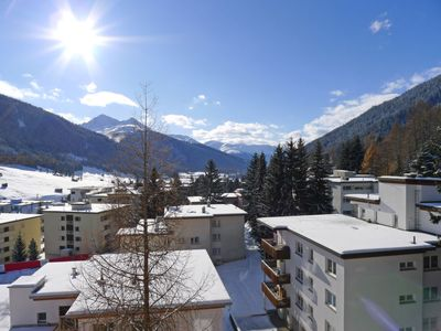 Photo for Apartment Parkareal (Utoring) in Davos - 4 persons, 1 bedrooms