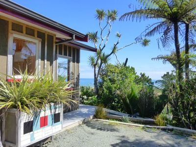 Photo for Cottage Vacation Rental in Westport, Punakaiki