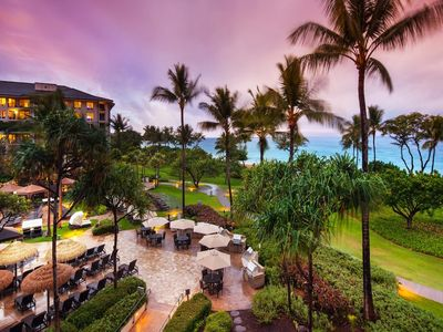 Photo for Charming 1 bedroom villa, Westin Ka'anapali Ocean Resort, Over 450 Vrbo reviews!