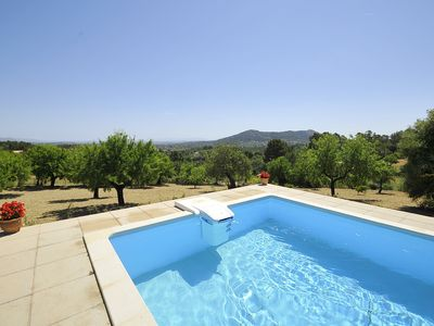 Photo for Beautiful country house for 9 people with panoramic views and pool