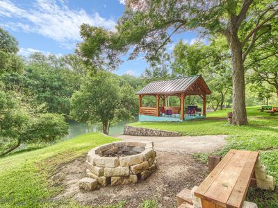 Photo for Players Place! Fabulous river front home! 5 bedrooms 3.5 baths.