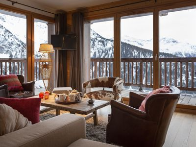 Photo for Apartment Primavera - at the foot of the slopes with mountain view