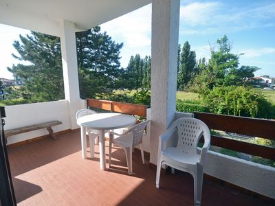Photo for First floor villa with 4 beds and a large garden a few meters from the sea