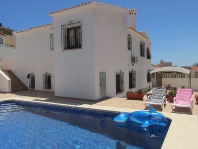 Photo for 5BR Villa Vacation Rental in Benitachell