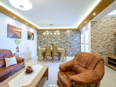 Photo for Dubrovnik apartment in the center, lovely, 4-5 persons, SEA VIEW!