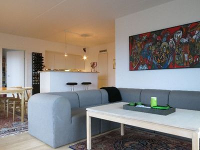 Photo for City Apartment in Frederiksberg with 2 bedrooms sleeps 3