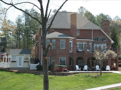 Photo for Luxury On The Lake Main Channel Estate - Available Labor Day!