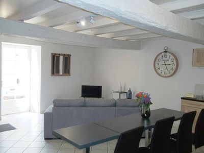 Photo for Furnished rental of the gères