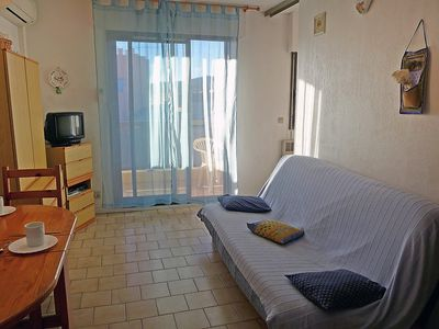 Photo for Apartment in the center of Le Lavandou with Lift, Internet, Air conditioning, Balcony (103613)