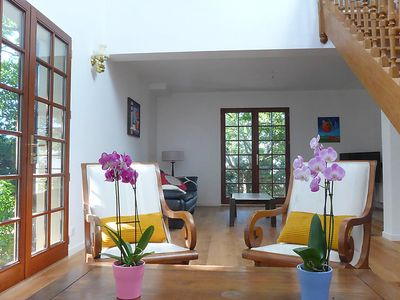 Photo for Vacation home Lac Marion  in Biarritz, Basque Country - 9 persons, 4 bedrooms
