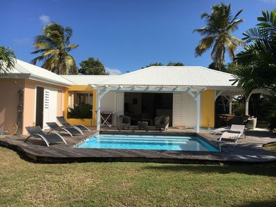 Photo for 3BR Villa Vacation Rental in Saint-Francois