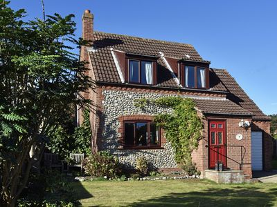Photo for Baytree Cottage, Idylic Location, Log Burner, enclosed garden, Private Parking