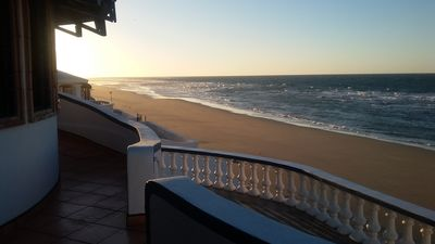 Photo for Madre Del Mar: Striking Beachfront Home, 10-20 persons see details