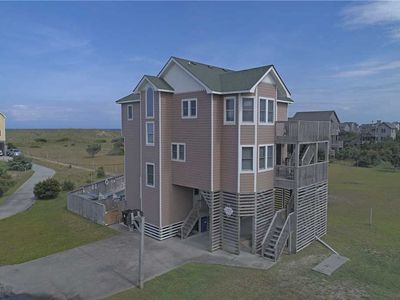 Photo for A Bit of Sunshine Semi Oceanfront w/Pool&HotTub, RecRoom, Pets