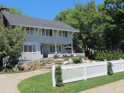 Photo for The Kennebunk House: The Quintessential Beach Cottage Awaits!