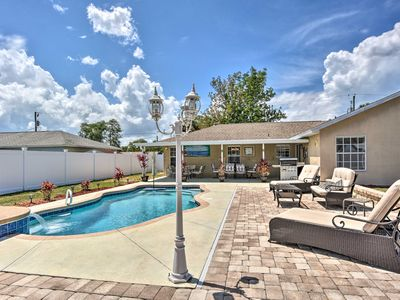 Photo for NEW! Cocoa House w/ Game Room & Private Pool!