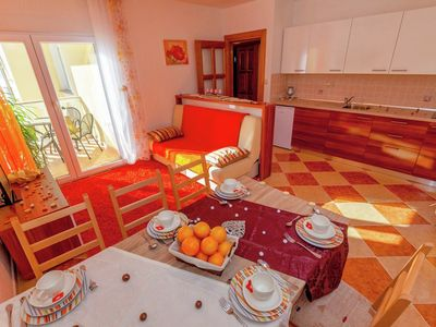 Photo for Peaceful Apartment in Dramalj with Jacuzzi