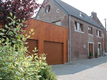 Family cottage in the heart of the Herve.  Up to 6 people.
