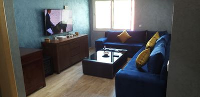 Photo for Charming apartment in casablanca center