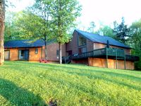 Large, beautiful, private property overlooking Upper Chateaugay Lake