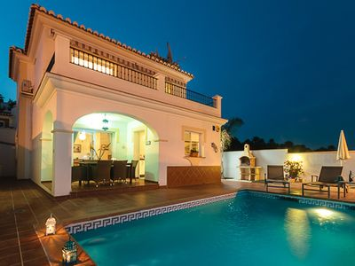 Photo for Ref. 1166 Villa with 4 bedrooms, Private pool, A / C, wifi, Punta Lara area