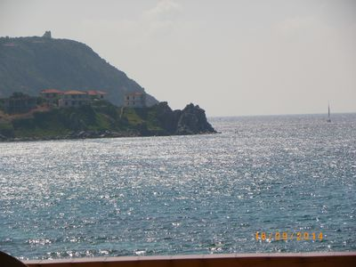 Photo for Villa 30 meters from the white sandy beach of Kala and Moru
