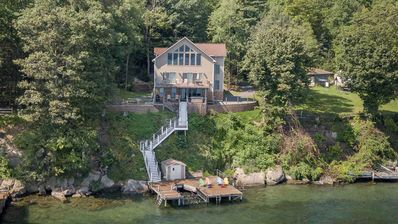 "Photo for The Lily Pad: ""Absolutely Stunning Cayuga Lake House!"""