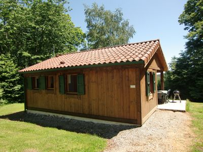 Photo for Comfortable cottage in the countryside with Fishing