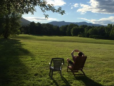 Photo for Spacious Mountain View 3BR Town Home at Stonybrook in Beautiful Stowe!