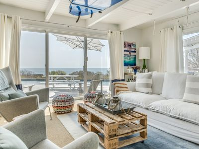 Photo for Ultimate Montauk Beach House Ocean Views