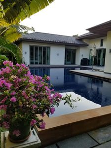 Photo for 3 br villa walking distance from Bangtao
