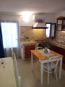 Photo for holiday home 20 m from the beautiful beach in Salento Puglia