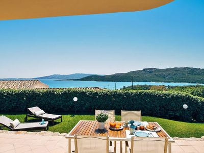 Photo for Vacation home Le Ville Le Saline  in Palau, Sardinia - 6 persons, 2 bedrooms
