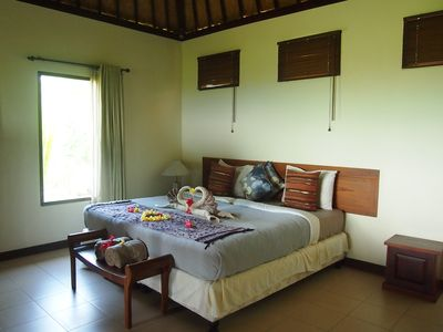 Private Villa Capung with pool