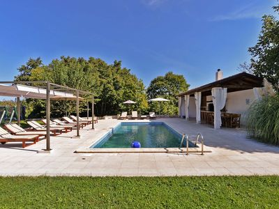 Photo for Holiday house in a quiet location with an outdoor pool