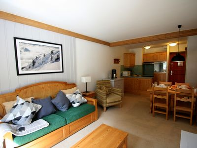 Photo for Lovely family-friendly ski apartment to enjoy a fantastic ski holiday
