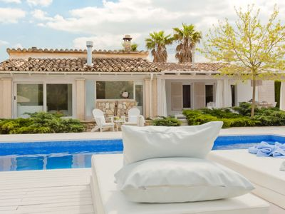 Photo for Vacation home Blanca in Mallorca/Selva - 4 persons, 2 bedrooms