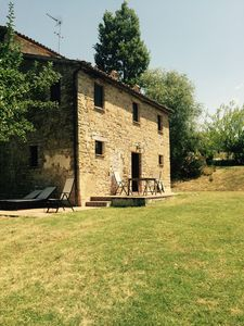 Photo for Beautifully Restored Farmhouse With Private Pool And Spectacular Views
