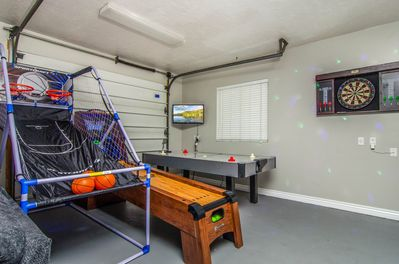 Game Room - - Skee-ball is no longer available