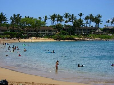 Photo for MAUI @ OUTRIGGER NAPILI SHORES RESORT NAPILI BAY BEACH!