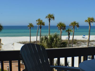 Photo for Updated Gulf Front 2 Bedroom with Internet!