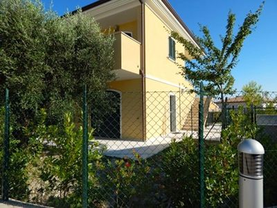 Photo for S71 - Sirolo, new three-room apartment with garden and garage