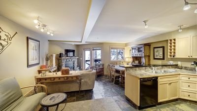 Photo for Beautiful Ski Condo in the Heart of Apex Village