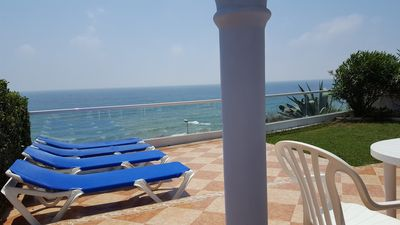 Photo for Wonderful views of the sea. House 70 meters from the sea.