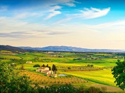 Photo for COUNTRY VILLAS FATTORIA LE GUARDIOLE #Stanza Economy 5