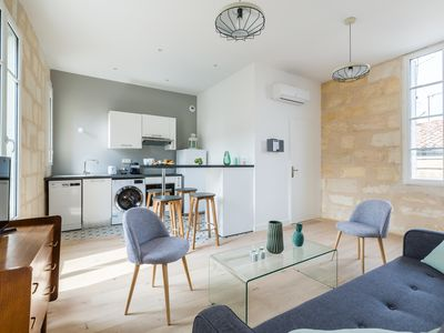 Photo for Superb apartment modern and calm