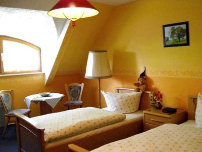 Photo for Room 6 (DZ + A) - family-friendly pension with leisure facilities