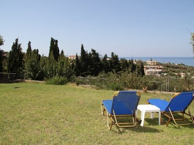 Photo for Sea Breeze Villa in Rethymno center