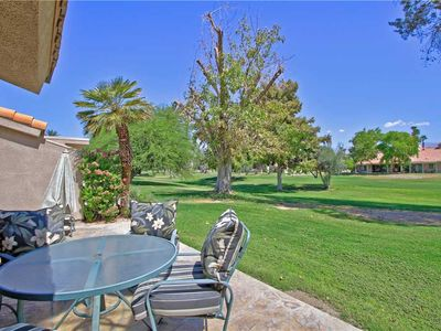 Photo for PT714 - Palm Desert Resort CC - Golf Course View! Family Comforts!